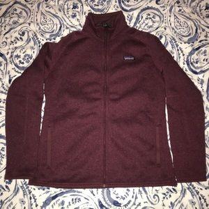 Women's Patagonia Zip Up Jacket